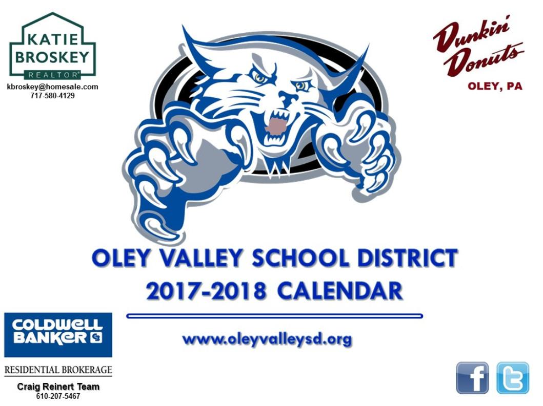 OVSD Calendar
