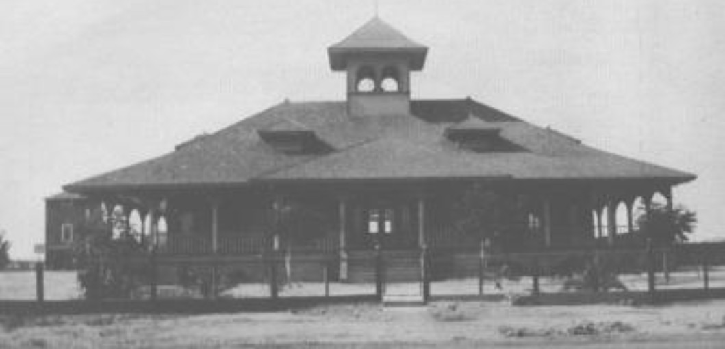 Original building in 1909