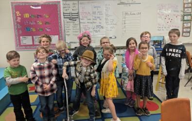 Pre-K - 2nd Grade News