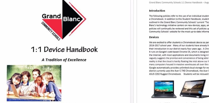 1:1 handbook image
