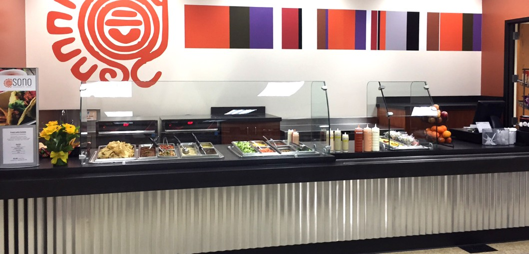 Dining Services at GBCS