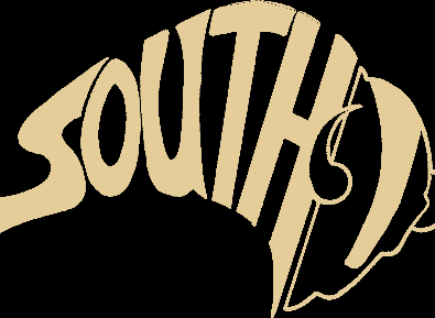 Graphic of the South logo