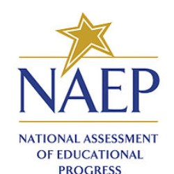 Graphic of the National Assessment of Educational Progress logo.