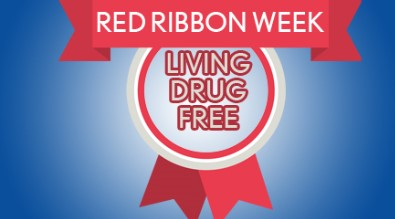 red ribbon week, live drug free