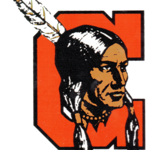 Central High School Indians logo