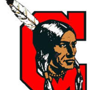 Central High School Indians logo