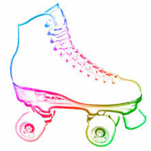 clipart of a rollerskate
