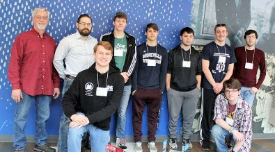 Robotics Team Qualifies for States