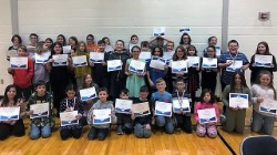 Hickory Grove Spelling Bee