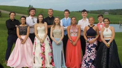 Prom court