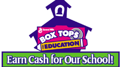 Box tops for education graphic.