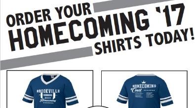 2017 Homecoming Shirts Available