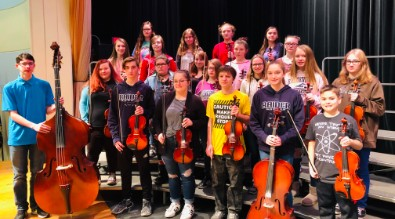 2019 Junior Senior High Orchestra