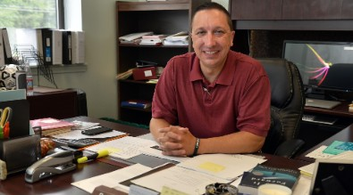 Superintendent Peter Marano