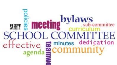 2019-2020 School Committee Members