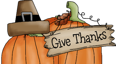 Thanksgiving clip art from BING search