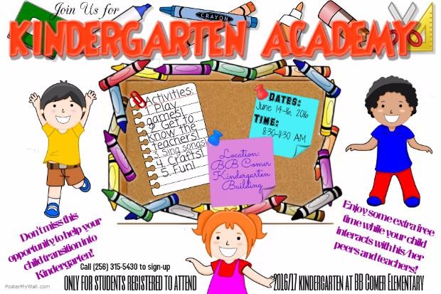 Splash Into Kindergarten at BBCES!
