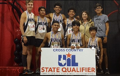 Cross Country Teams Qualify for STATE