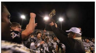 MUSTANG FOOTBALL ACCOMPLISHMENTS