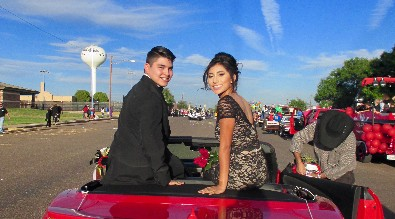 Homecoming Belle and Beau