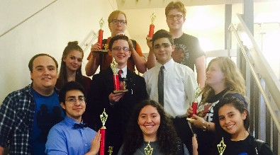 Speech & Debate Compete in Lubbock