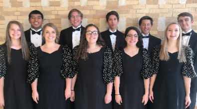 Area Choir Candidates