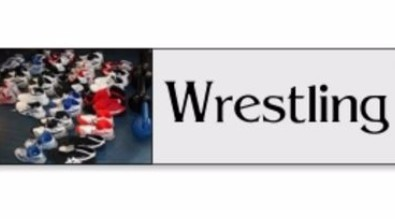 Wrestling team logo
