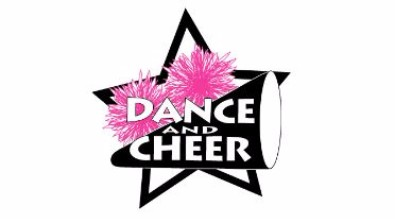 dance and cheer logo
