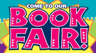 Image of the words book fair