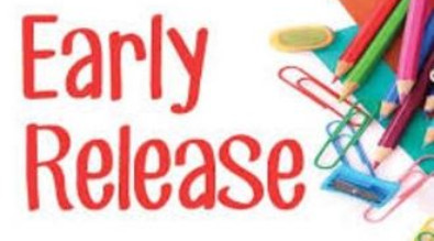 "image of colored pencils and words ""Early Release"""