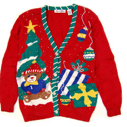 Image of ugly sweater