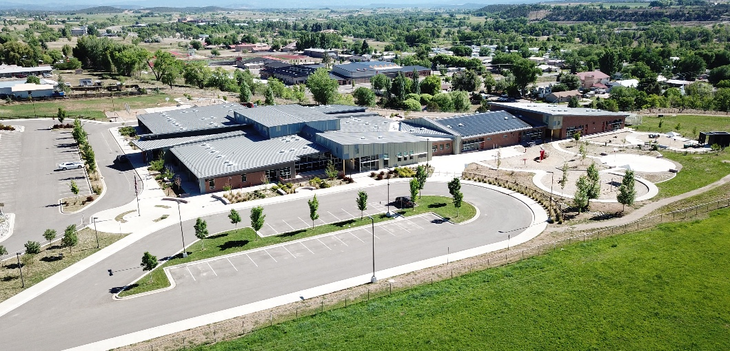 Ignacio Elementary Gymnasium
