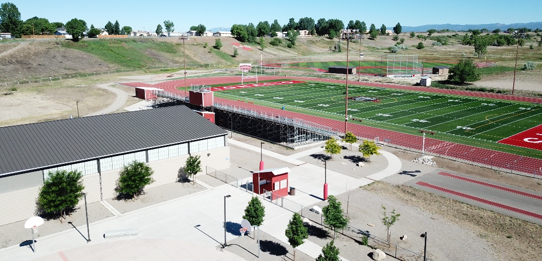 Ignacio High School Football Field and Track