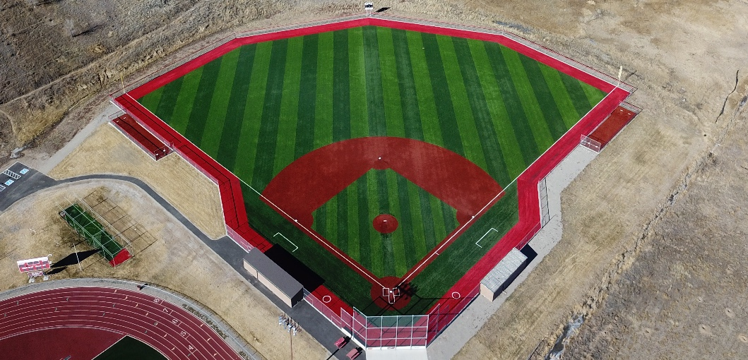 Ignacio High School Baseball Field