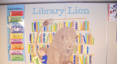 Whats Happening at the Elementary Library