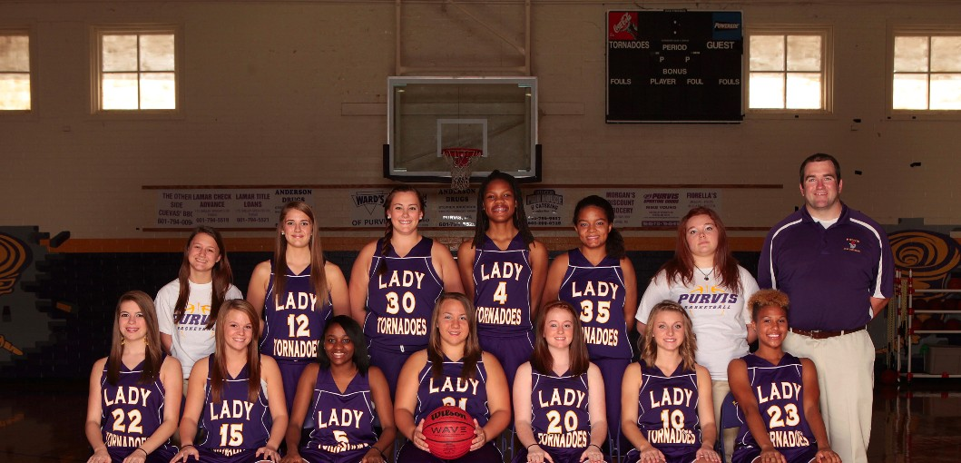 Lady Tornado Basketball