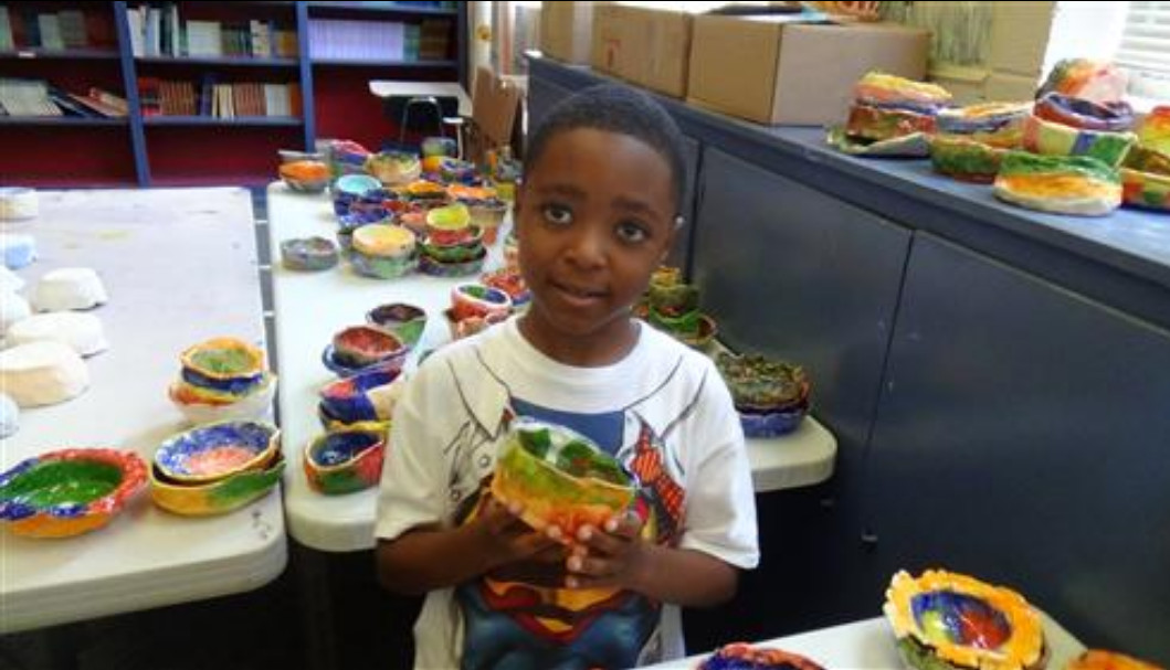 Credle Cubs Give Back - Empty Bowls: Feeding America