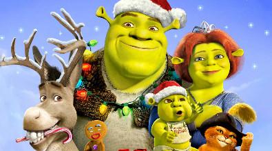 Image of Shrek characters