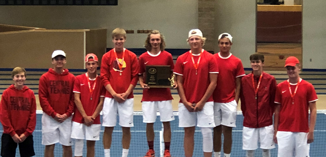 Boys State Tennis Champs