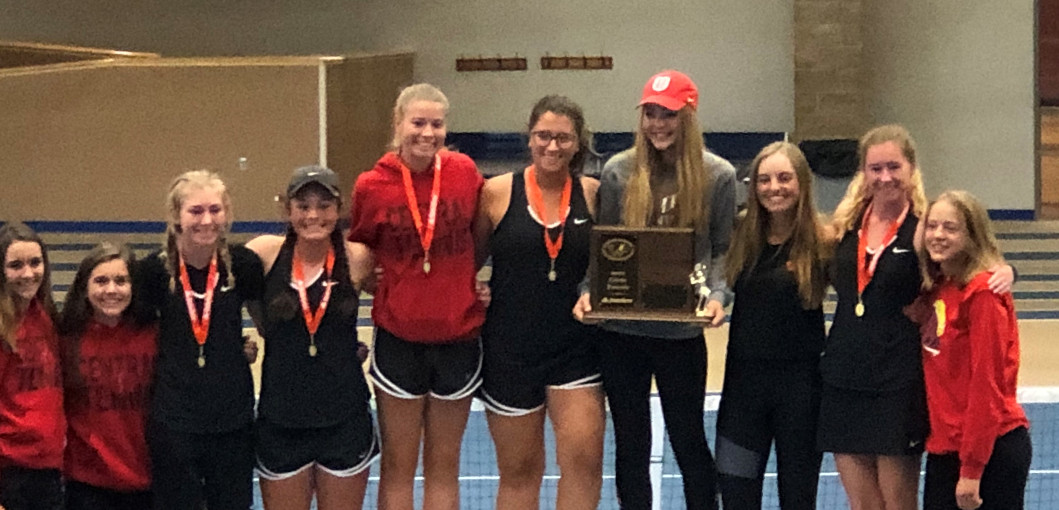 Girls State Tennis Champs