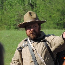Students Travel Back In Time To 1860s