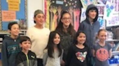 Dyer Elementary School Spelling Bee 01/25/18