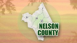 Photo of Nelson County Map