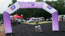 Relay for Life drew all ages to the event in 2017.