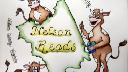 Nelson Reads:  One Book, One Community 2018 - 2019