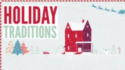 Holiday Traditions - 1st grade