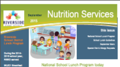 Nutrition Services Bulletins