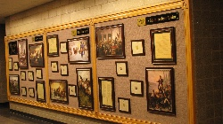 "Full ""Liberty's Story"" Wall"