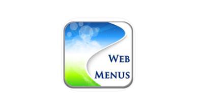 Web Menus app logo