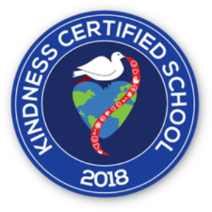 Kindness Challenge School decall - 2018